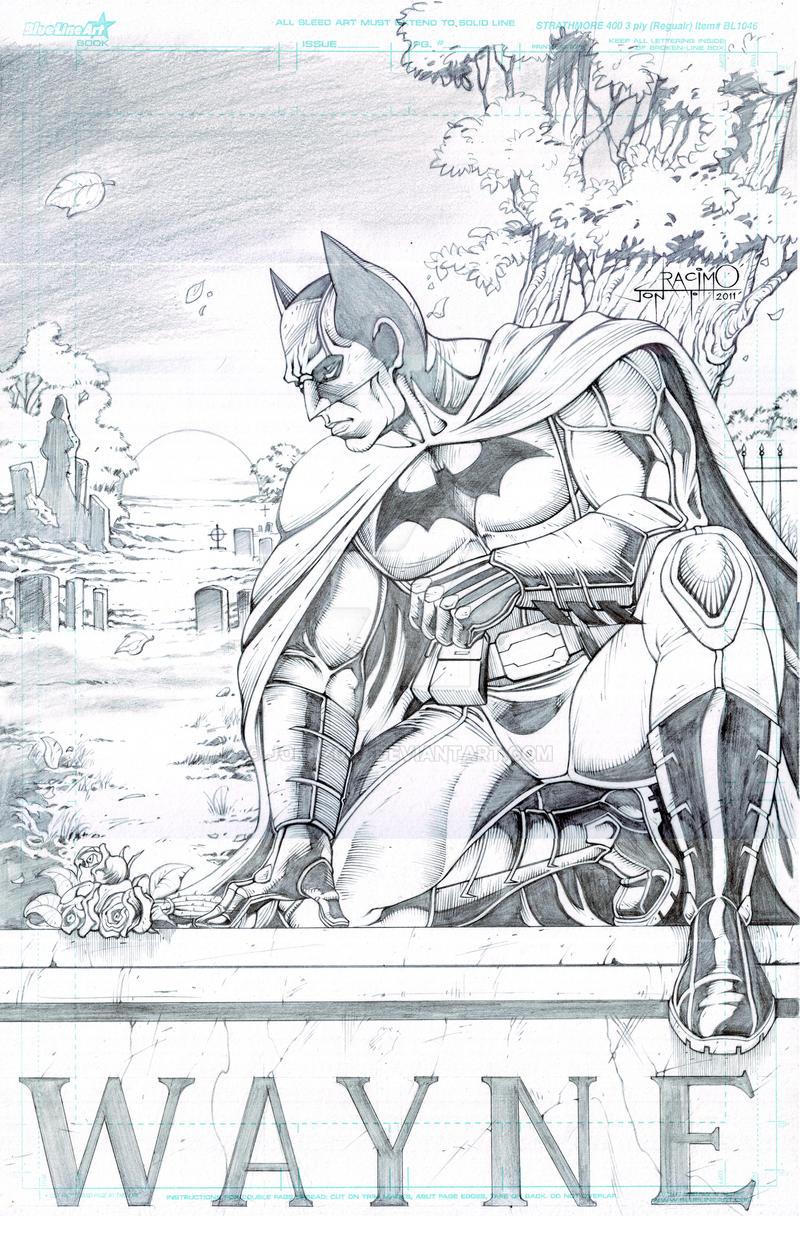 Batman by joraz007
