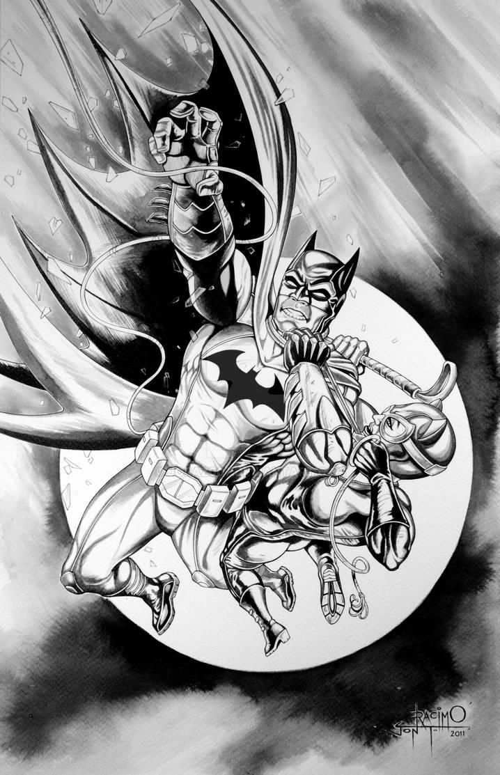 Bat and Cat LQ