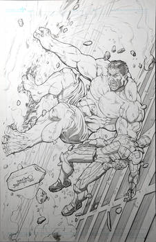 Hulk Catch