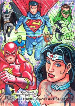 The Justice League AP
