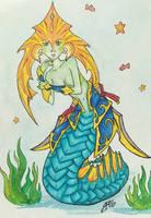 Naga Siren by CheriseBombe