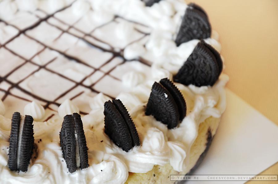 Oreo Cheesecake by Cheesycorn