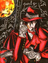 Hellsing: Nosferatu AlucarD by CupidYamiVolta