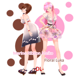 :Download: Tda Floral and Marine Ribbon + Video