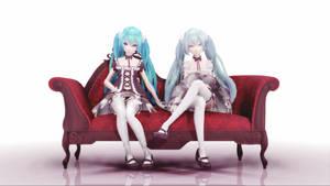 :DOWNLOAD: TDA Lolita Miku Ver. 1.00 by SenseiTag