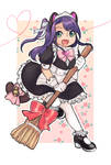 Maid Witch Maya