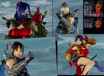 Xiaoyu_ninja_cosplay by thedeclic