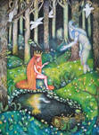 The Lord of the Forest -Courtship.