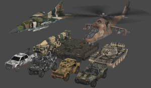 Black Ops 2 Vehicles and Weapons Part 2