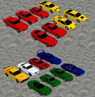Classic Cars (CSR Classics) by redbaron7