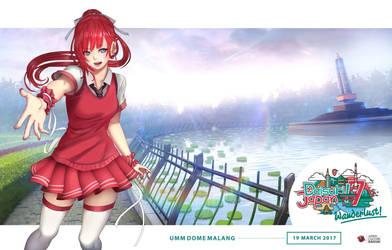 Daisuki Japan Festival - Malang City - Event Brand