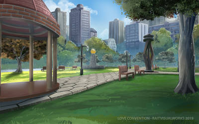 Love Convention - Park [ day ] by RaitVisualWorks