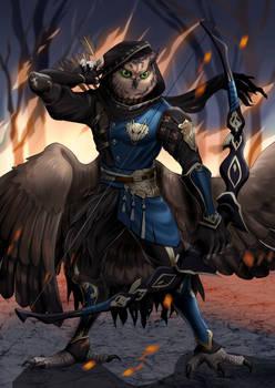 Griffin Scout - Owl Ranger