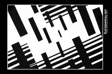 Black and white 2.0 by Katzenfrau007