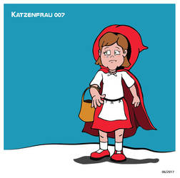 Little Red Riding Hood by Katzenfrau007