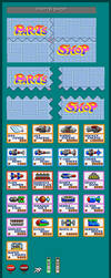 Super Fantasy Zone Parts Shop by Okamikurainya