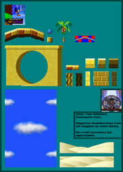 Sonic: Time Attacked - Duneopolis Zone