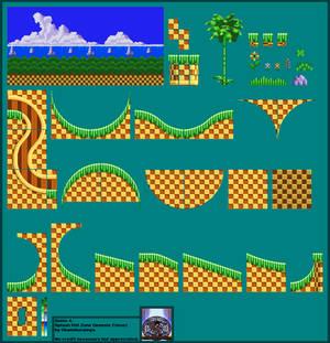 Splash Hill Zone - Genesis