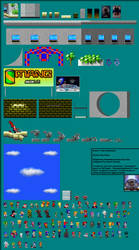 STA - SlideCityCleanRip by Okamikurainya