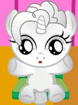 White the white pony