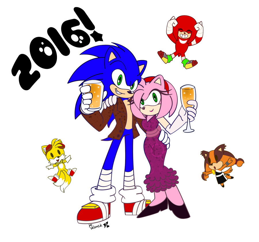 Sonic Boom 2016 By Kuyangkuyang On Deviantart