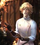 [CM] winking boy (Halfbody)