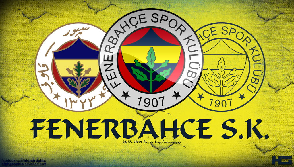 Fenerbahce Wallpaper Hd By Highgraphic On Deviantart