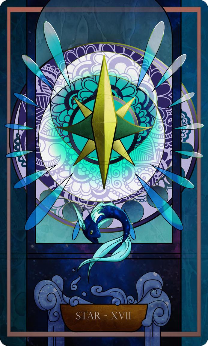 Star Tarot by Dakknay-Sade