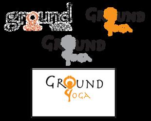 Fake Logo: Ground Yogo by healix