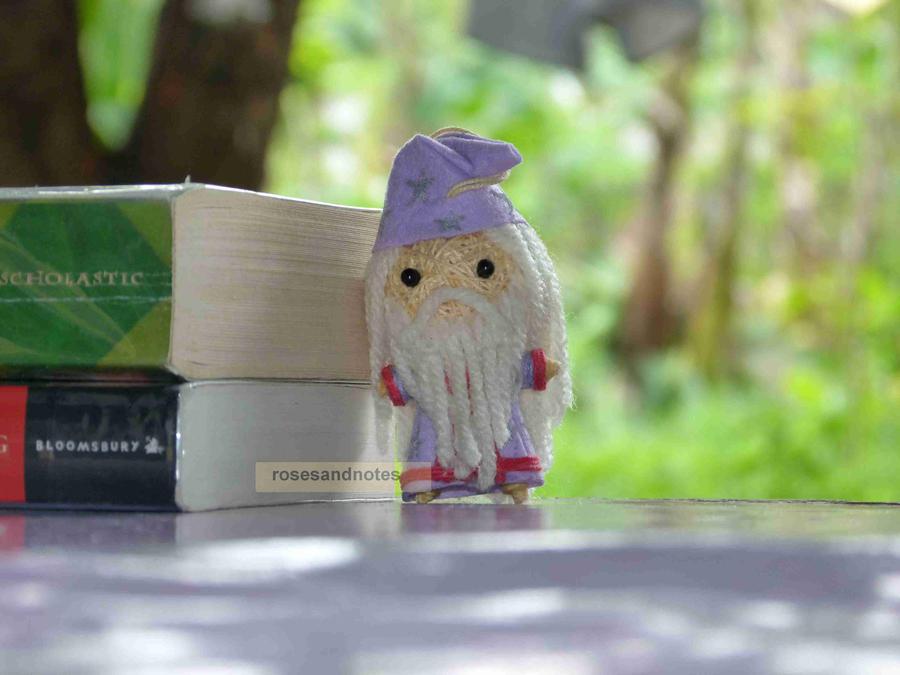 dumbledore string doll 4 by Em-Ar-Ae
