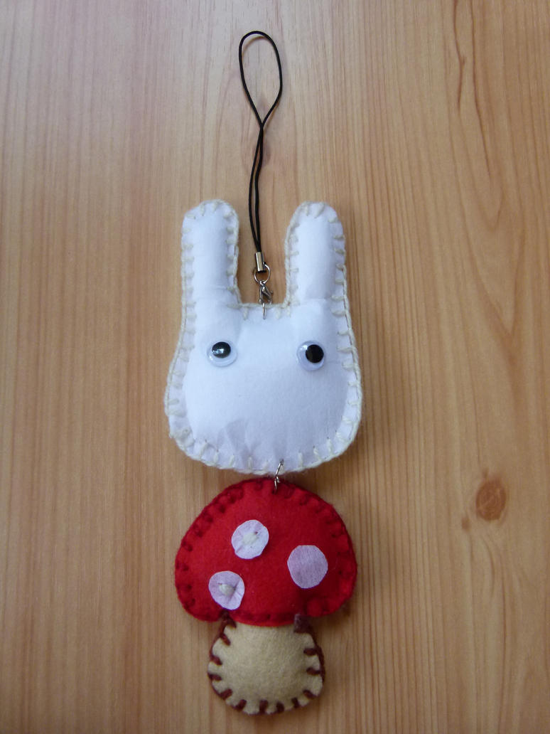 white totoro plush by Em-Ar-Ae on DeviantArt