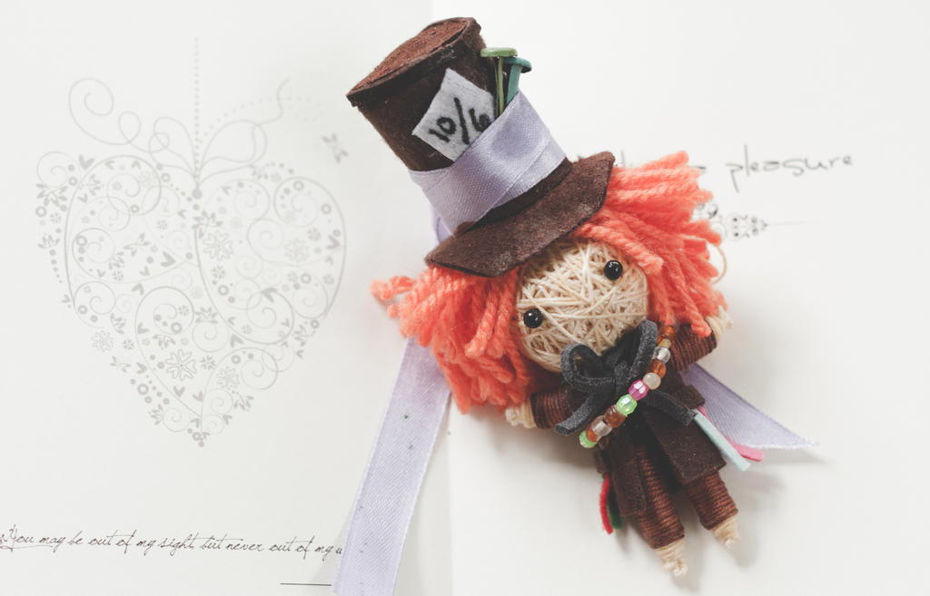 Mad Hatter by Em-Ar-Ae