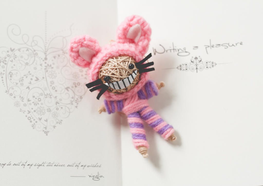 Cheshire Cat by Em-Ar-Ae