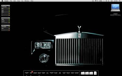My Current MacBookPro Desktop by sleepyyellow