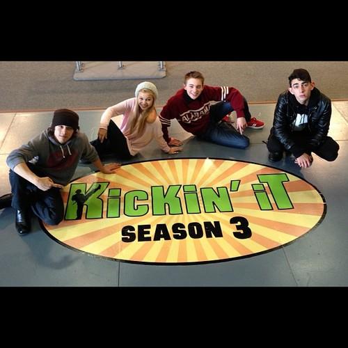 kickin it season 3 pic...