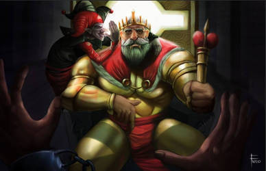 Royal Judgement by Weakjounin
