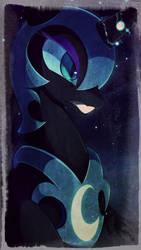 Nightmare Moon by zacorasfollower