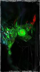 Black Crystal by zacorasfollower
