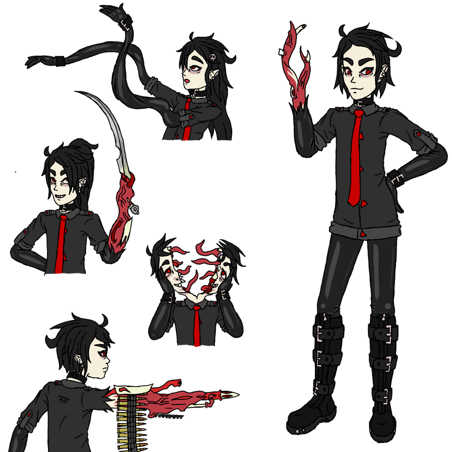 Clee (Sona) concept reference thinggy
