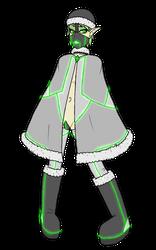 Null-44-A - Riel Winter attire