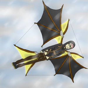 Fallcrest Event - Gliding Contraption