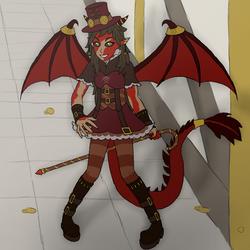 AF - Scarlet