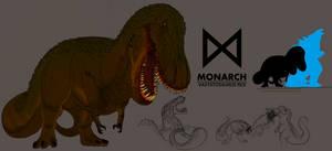 [MONARCH] - vastatosaurus rex