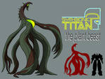 SYM-BIONIC TITAN - the plant beast by LilburgerD4
