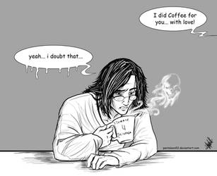 Coffee? Poison?... Vlad from BloodStain :D by Pantaleon02