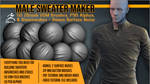 Male Sweater Maker: VDM Fold Brushes, Basemeshes, by J-o-r-d-i