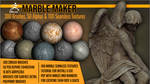 Marble Maker:300 ZBrush Brushes by J-o-r-d-i