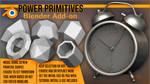 Power Primitives Add-on for Blender by J-o-r-d-i