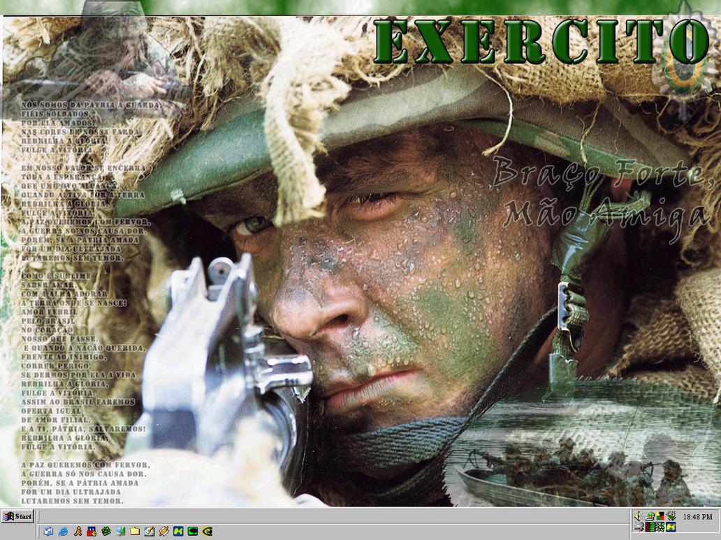 weird desktop by noklue