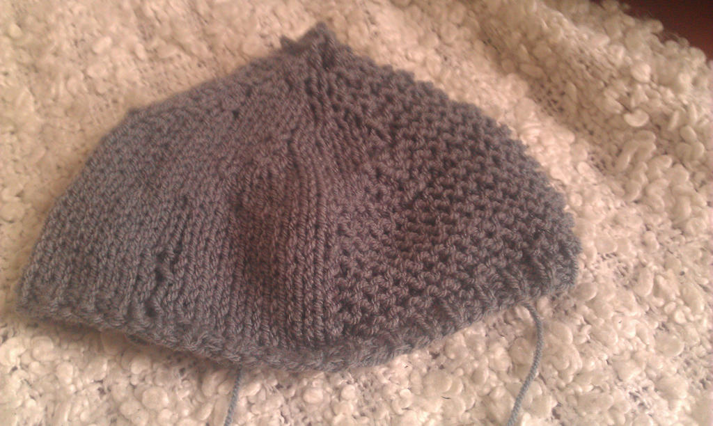 First hat by Phee-e